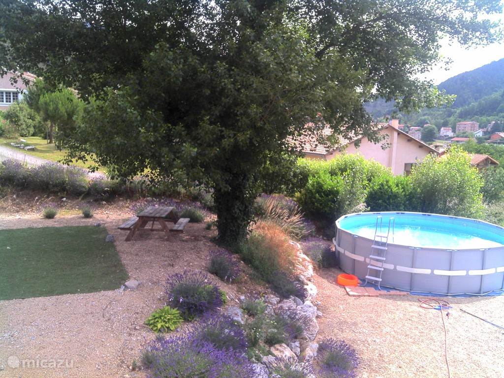 Vacation rental France, Pyrenees, Axat holiday house Villa Lavande