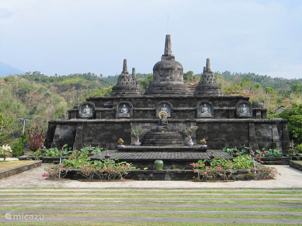 Boeddhistische Tempel Brahma Vihara Ashmara