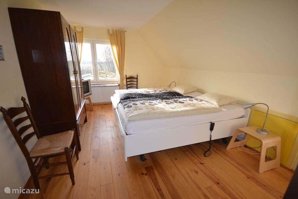 Slaapkamer oostzijde