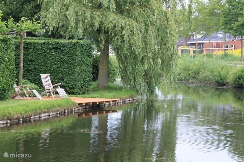 Vakantiehuis Nederland, Overijssel, Kampen Gîte / Cottage Het Buitenhuis