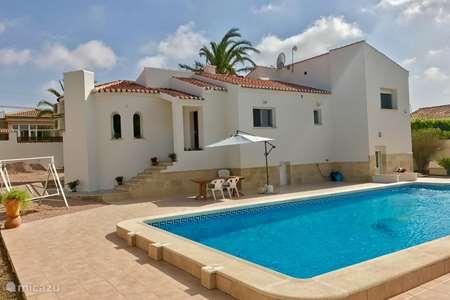 Vakantiehuis Spanje, Costa Blanca, Torrevieja villa Casa Velazquez