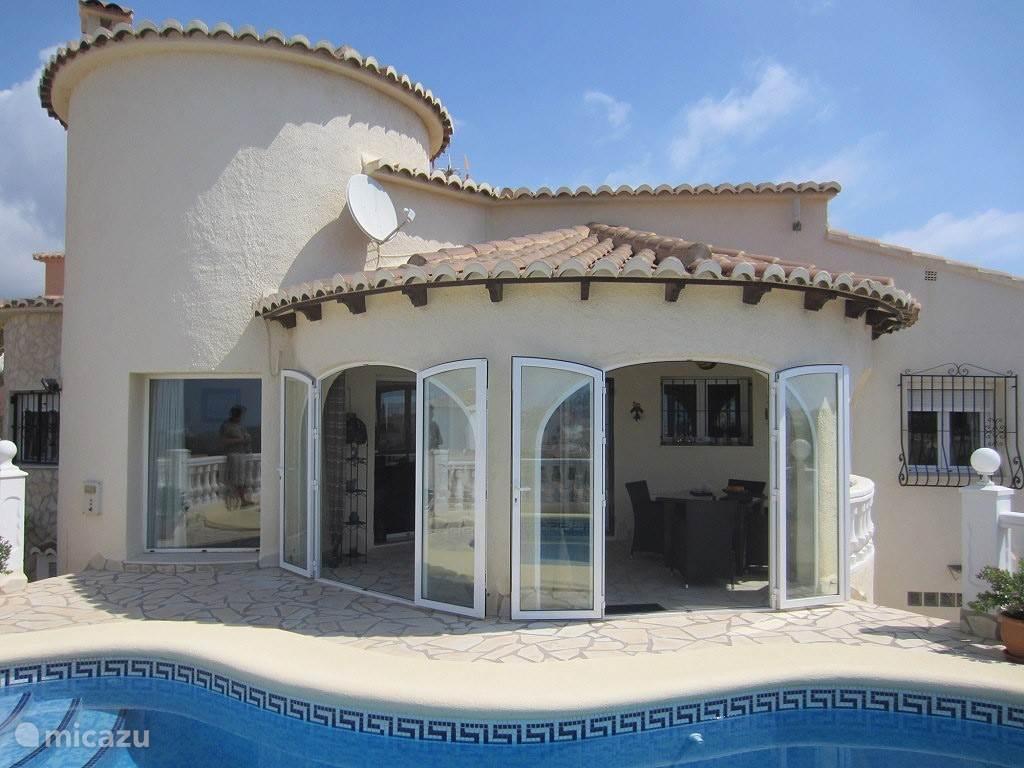 Vakantiehuis Spanje, Costa Blanca, Benitachell - villa Casa Joya Magnolias
