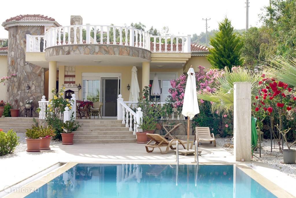 Vrijstaand Villa