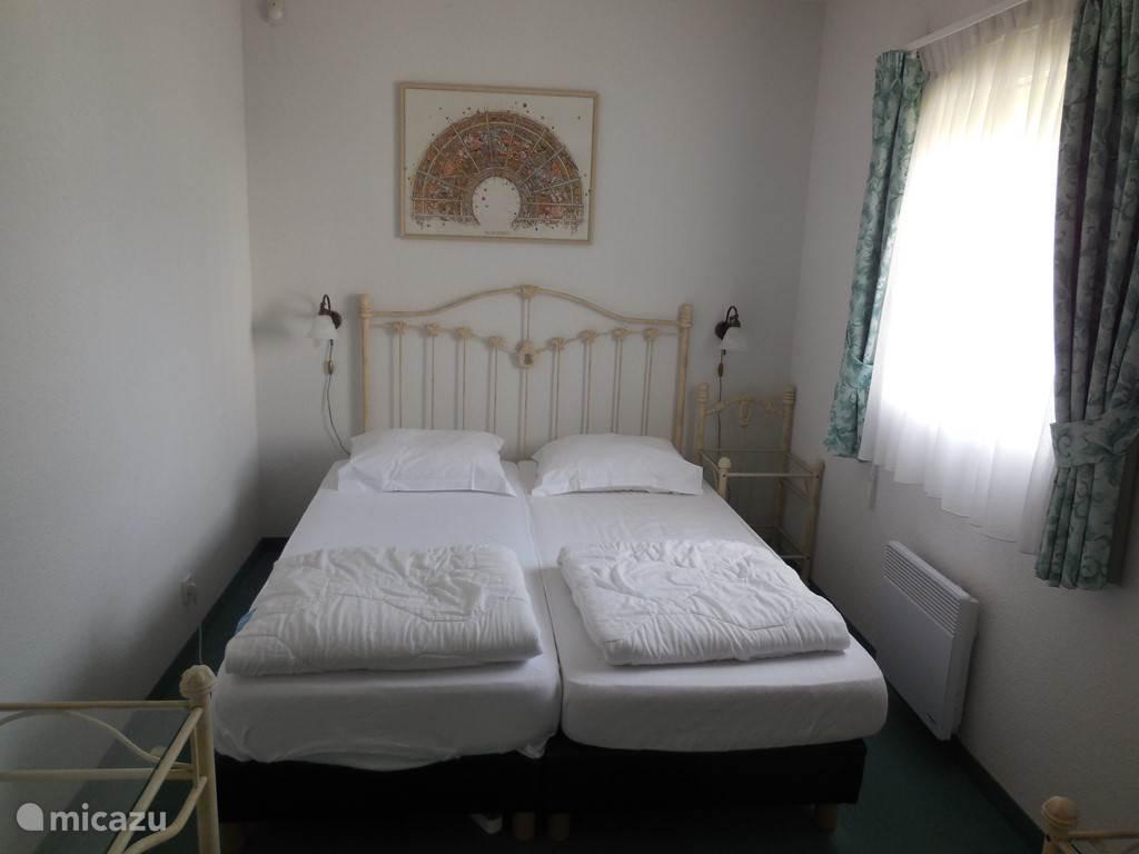 Iedere verdieping heeft 2 slaapkamers
