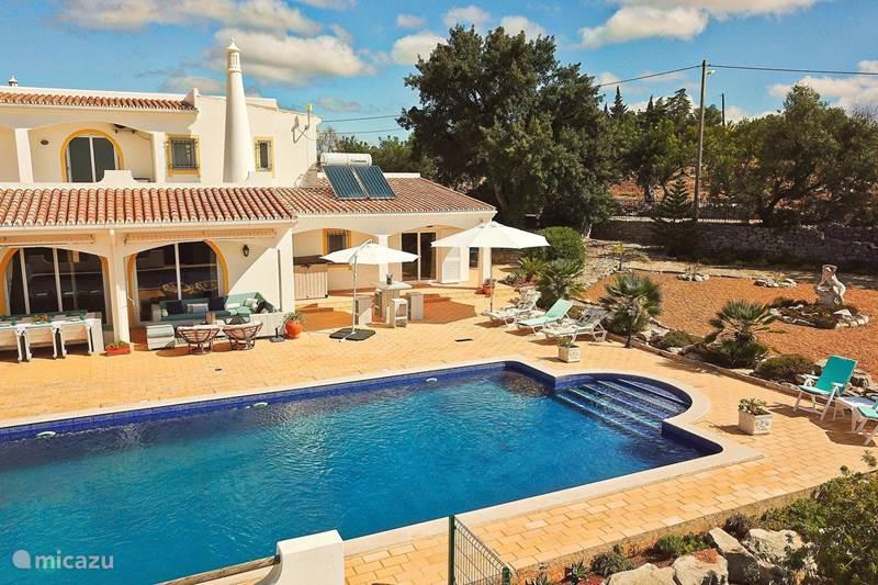 Vakantiehuis Portugal, Algarve, São Brás de Alportel Villa Casa Yaenos