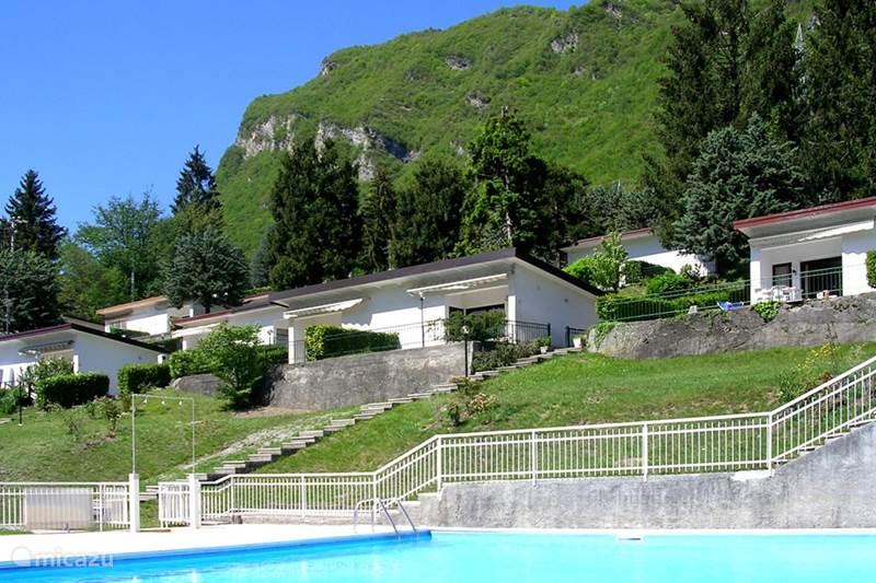 Vakantiehuis Italië, Italiaanse Meren, Idro Vakantiehuis Anna 83 Idromeer (Tre Capitelli)