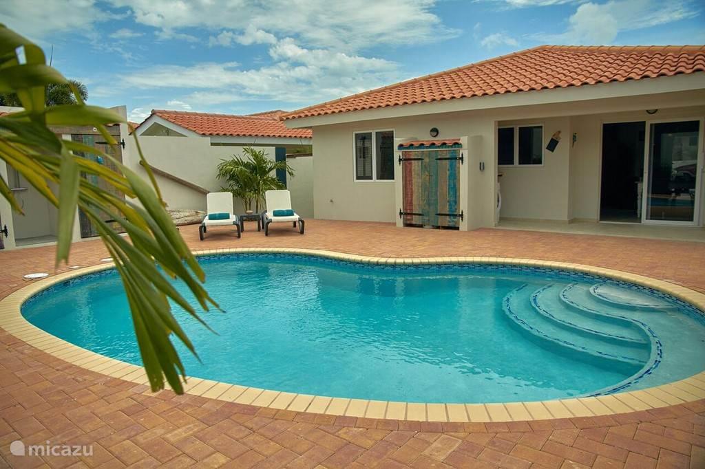 Vakantiehuis Curaçao, Banda Ariba (oost), Jan Thiel villa Villa Cas Dushi Curacao