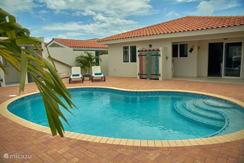 Ferienwohnung Curaçao, Banda Ariba (Ost), Jan Thiel Villa Villa Cas Dushi Curacao