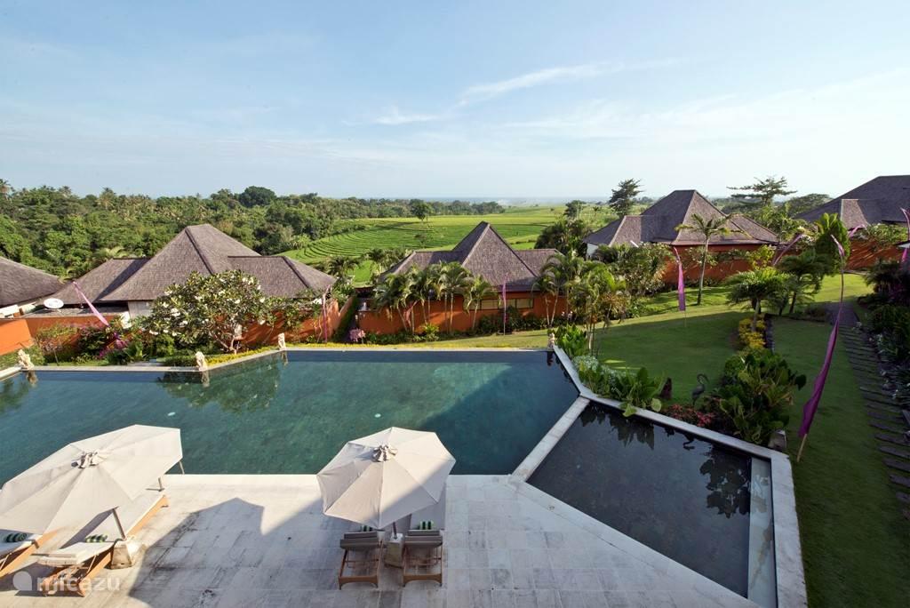 Vakantiehuis Indonesië, Bali, Tabanan Villa Sawah Luxury