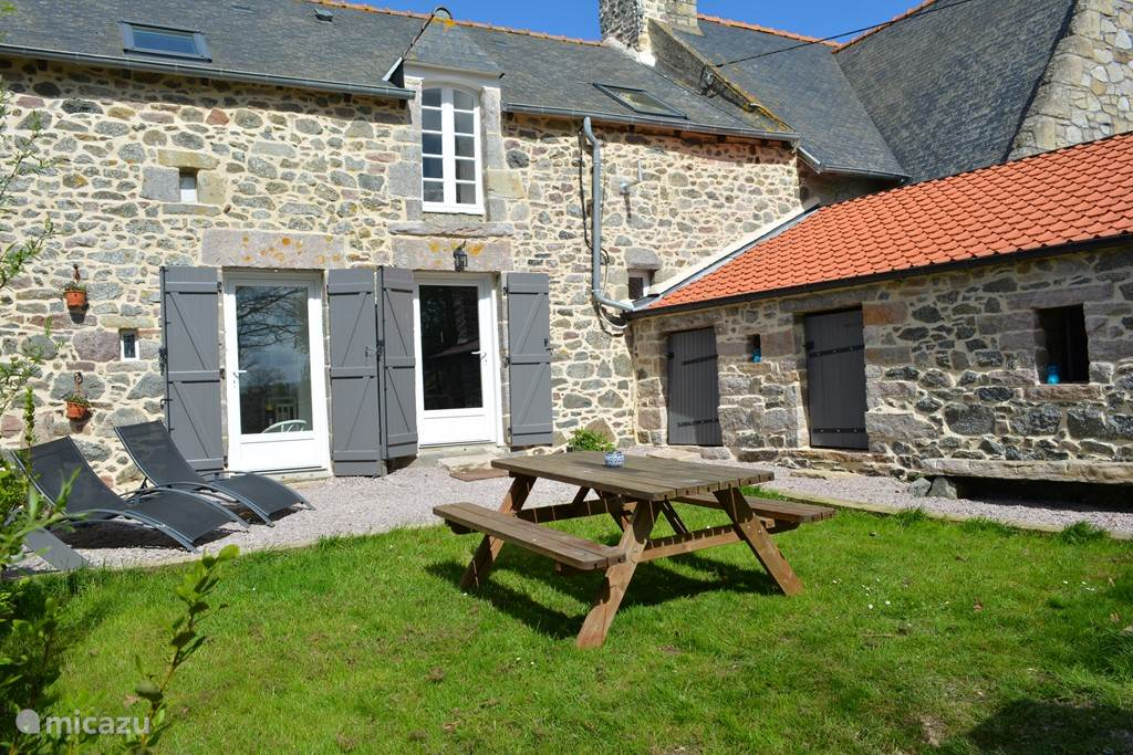 Vacation rental France, Brittany –  gîte / cottage Cottage Betullia / La Prunette