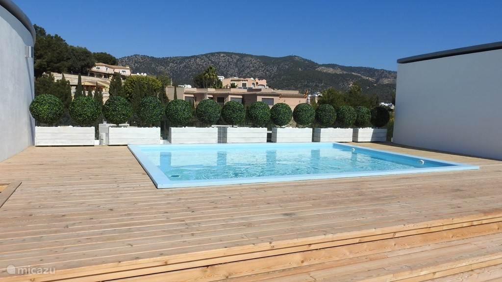 Vakantiehuis Spanje, Mallorca – appartement PearlBeach direct aan zee en strand