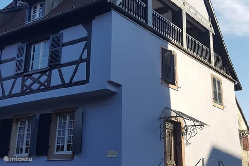 Vakantiehuis Frankrijk, Elzas, Eguisheim Gîte / Cottage A L'Ancienne Ecole (Colmar)