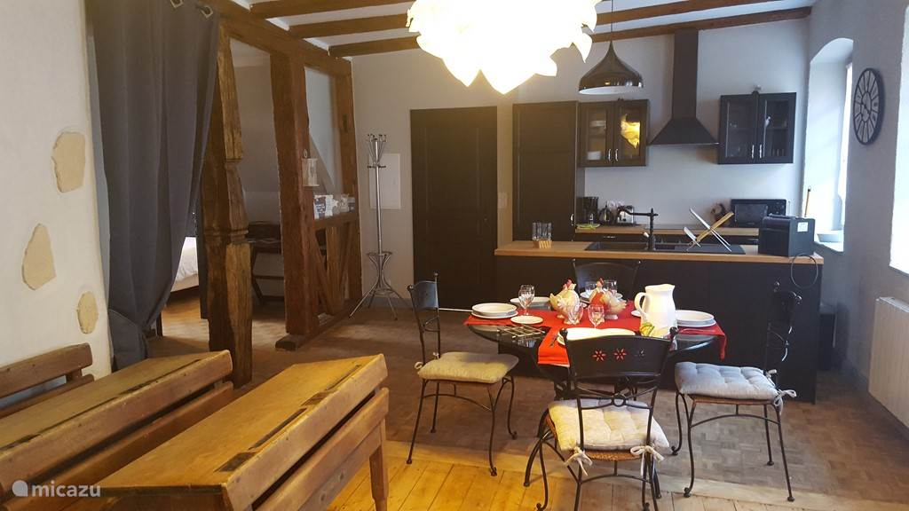 Vacation rental France, Alsace, Eguisheim  Gîte / Cottage A L'Ancienne Ecole (Colmar)