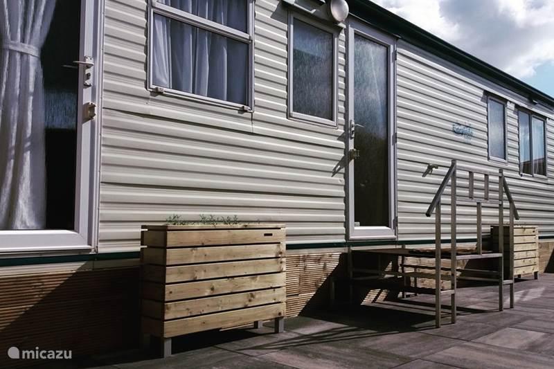 Vakantiehuis Nederland, Zeeland, Burgh Haamstede Chalet Duinrand-West - Rumah Saya