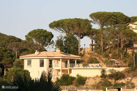 Vakantiehuis Spanje, Costa Brava, Lloret de Mar - villa Casa Alegría