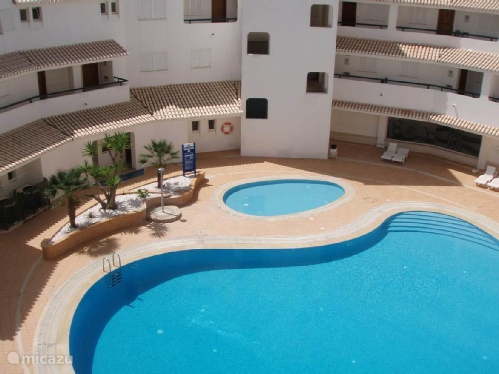 Vakantiehuis Portugal, Algarve, Armação de Pêra - appartement Heerlijk ruim 2 pers. appartement