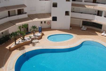 Vakantiehuis Portugal, Algarve, Alcantarilha - appartement Heerlijk ruim 4 pers. appartement