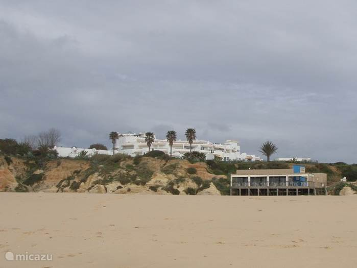 Vakantiehuis Portugal, Algarve, Armação de Pêra Appartement Heerlijk ruim 4 pers. appartement