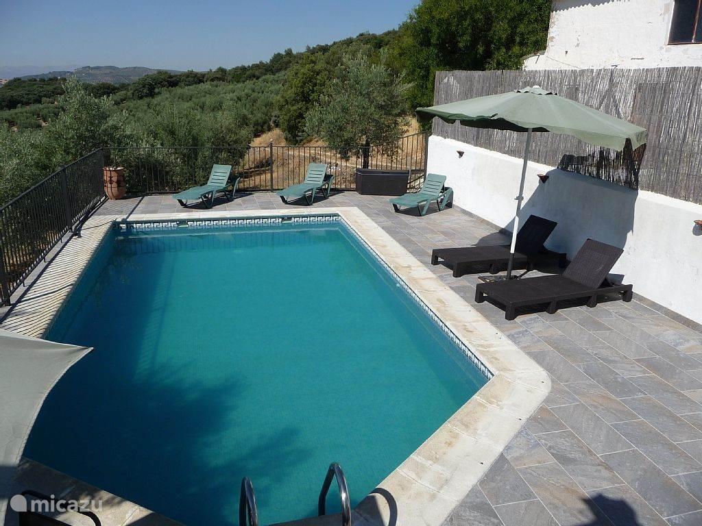 Vakantiehuis Spanje, Andalusië, Montefrio vakantiehuis Casa Dos Robles
