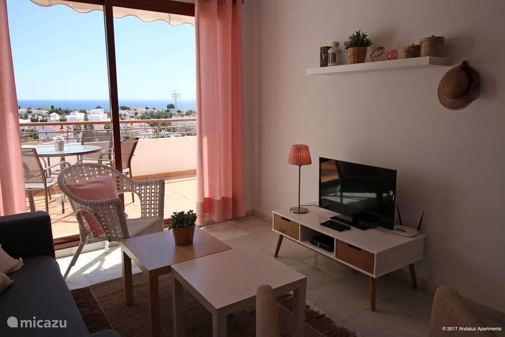 Vakantiehuis Spanje, Costa del Sol, Nerja - appartement  Andaluz Apartments - MDN05