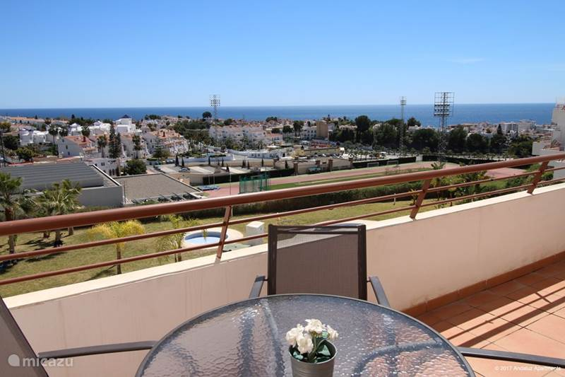 Vakantiehuis Spanje, Costa del Sol, Nerja Appartement Andaluz Apartments - MDN05