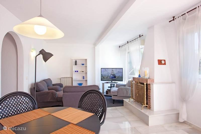 Vakantiehuis Spanje, Costa del Sol, Marbella Vakantiehuis Casa La perla Costabella