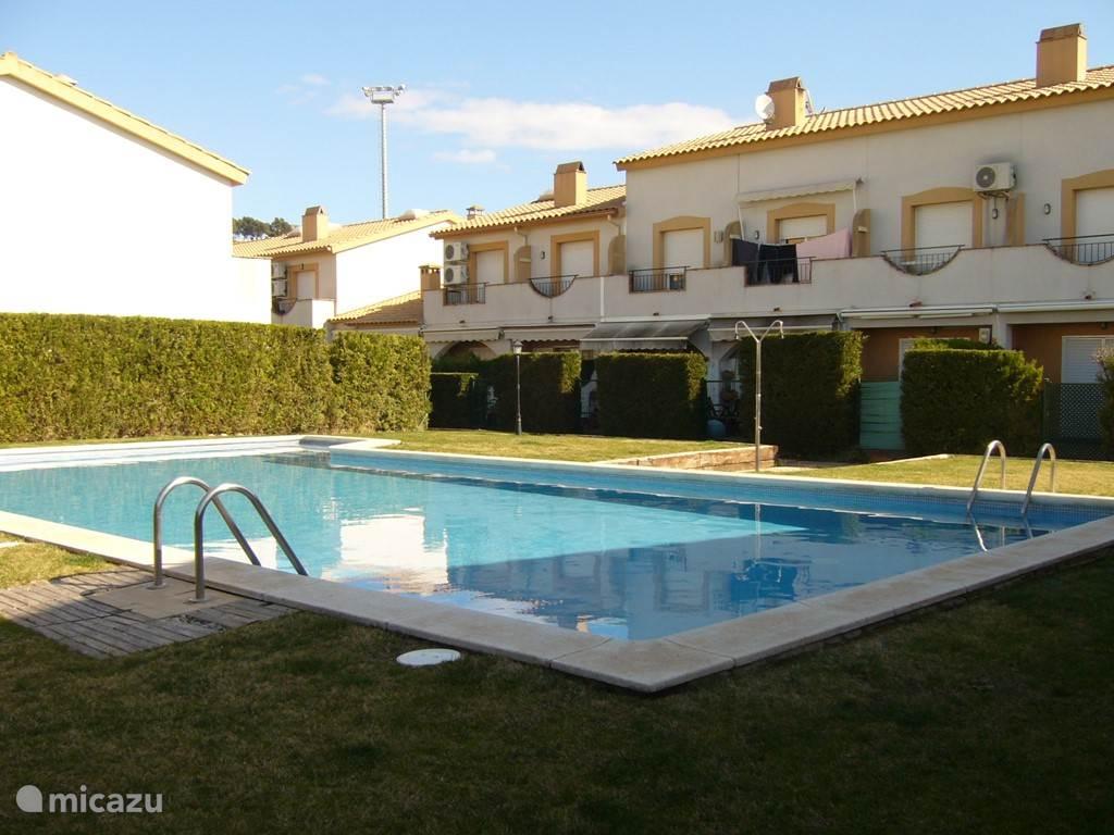 Vakantiehuis Spanje, Costa Brava, L'Estartit Geschakelde woning Tortuga