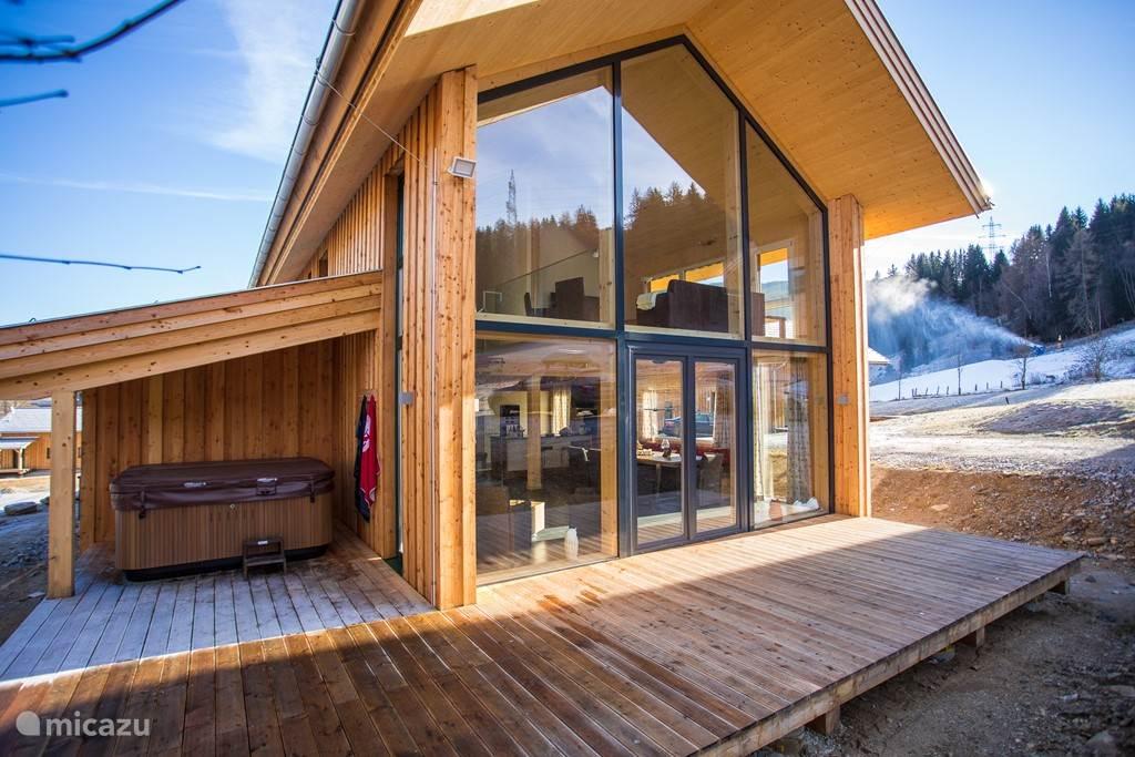 Vakantiehuis Oostenrijk, Stiermarken, Sankt Lorenzen ob Murau - chalet Bergeule