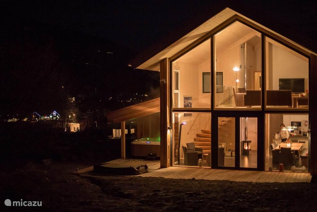Vakantiehuis Oostenrijk, Stiermarken, Sankt Lorenzen ob Murau Chalet Bergeule