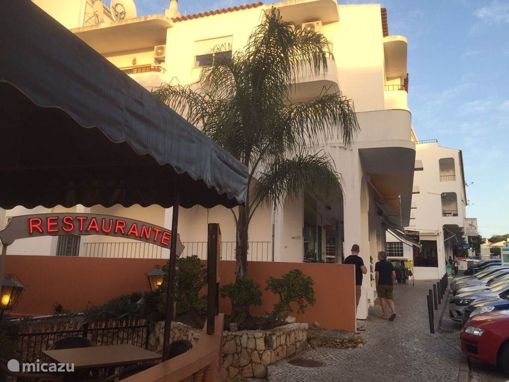 Vakantiehuis Portugal, Algarve, Carvoeiro - appartement Apartamento Centro