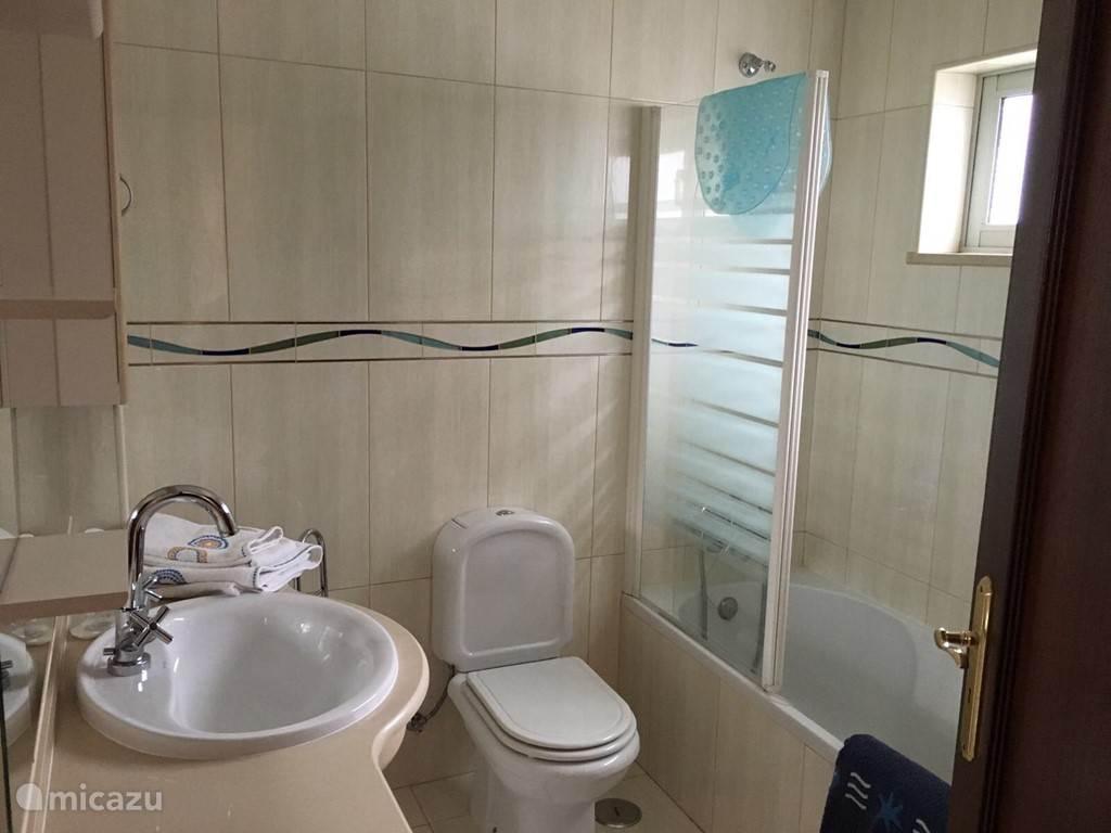 De privé badkamer