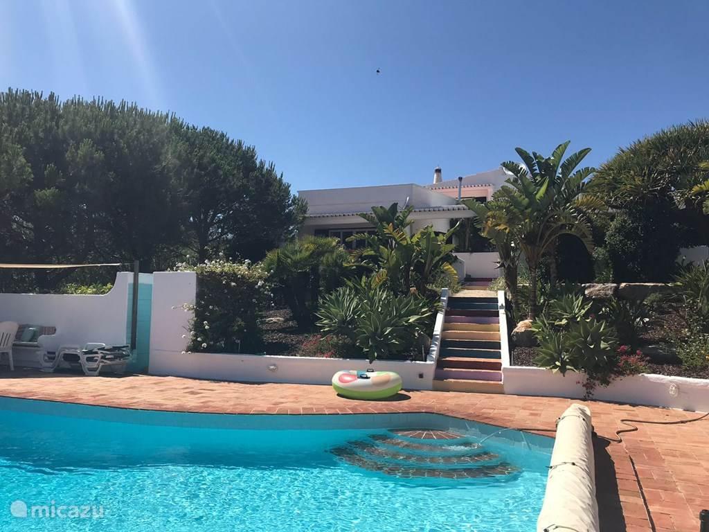 Vakantiehuis Portugal, Algarve, Praia Da Luz Villa Casa Verde