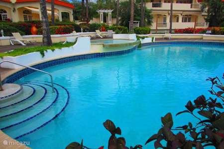 Vakantiehuis Curaçao, Curacao-Midden, Piscadera appartement Royal Palm Resort- ruim en luxe app.