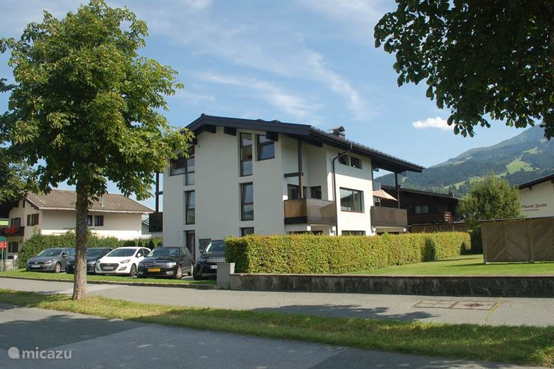 Vacation rental Austria, Tyrol, St. Johann in Tirol Apartment Apartment Van Hall - St Johann