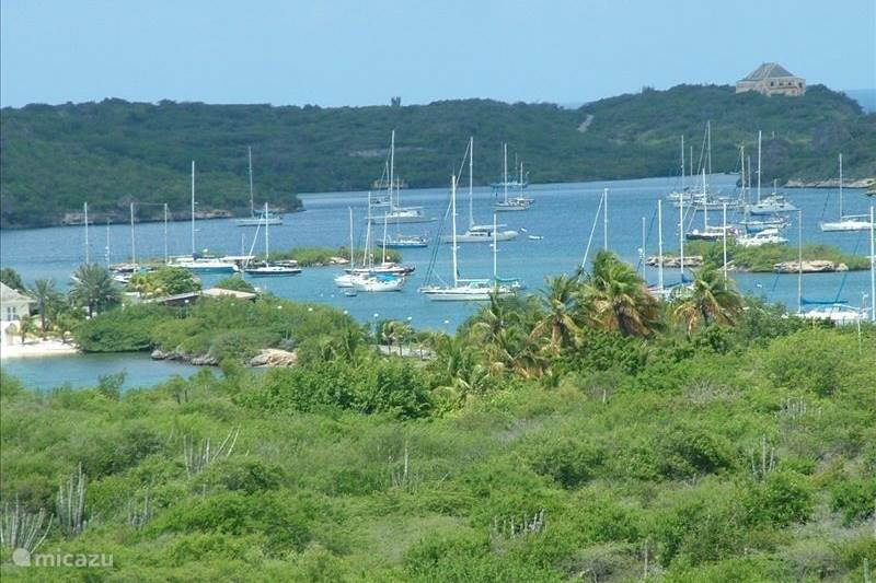 Vacation rental Curaçao, Banda Ariba (East), Jan Sofat Villa Villa Bista di Awa
