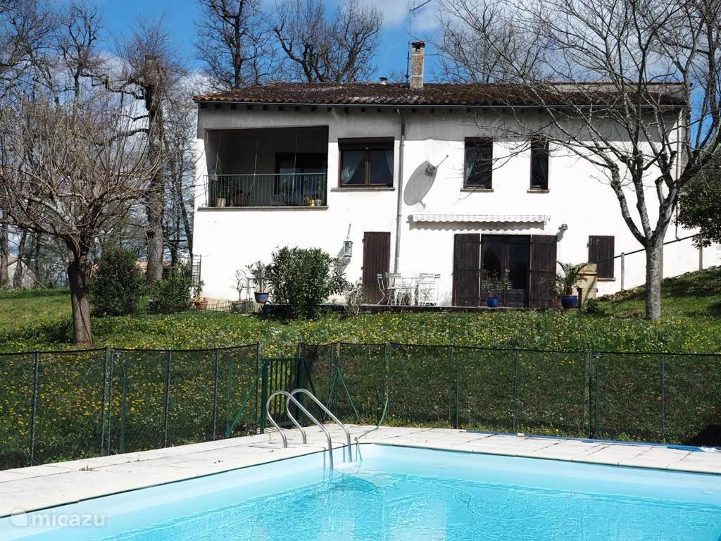 Vacation rental France, Lot-et-Garonne – villa Elena
