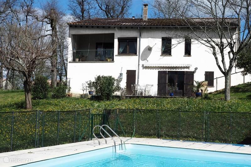 Vakantiehuis Frankrijk, Lot-et-Garonne, Lauzun Villa Elena