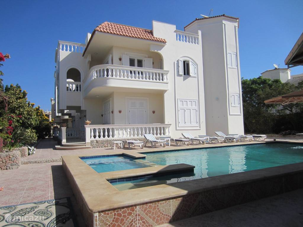 Vacation rental Egypt – apartment Villa Fantastica
