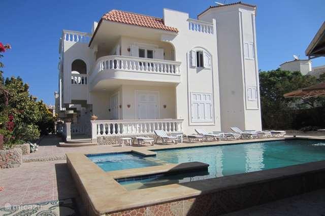 Vakantiehuis Egypte – appartement Villa Fantastica
