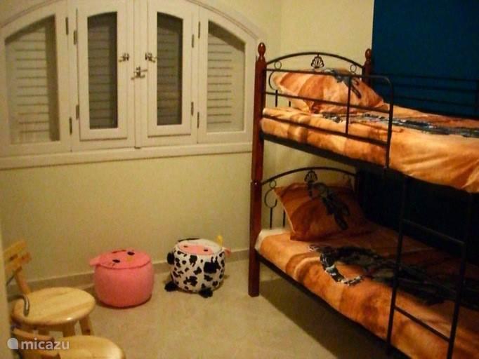 3. Schlafzimmer von 3/4 Zimmer-Wohnung.