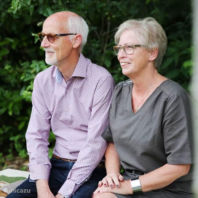 Robert & Marijke Voogd