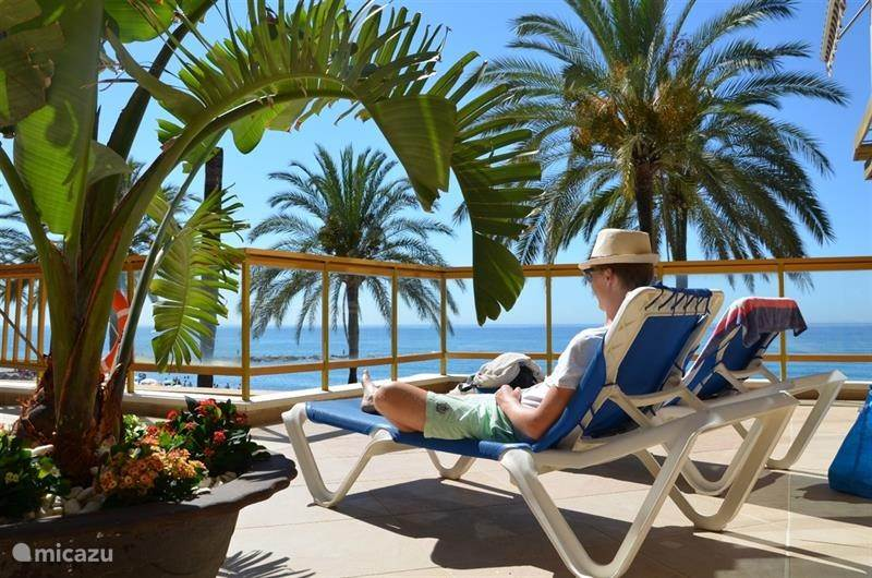 Vakantiehuis Spanje, Costa del Sol, Marbella appartement Strandappartement Centrum Marbella