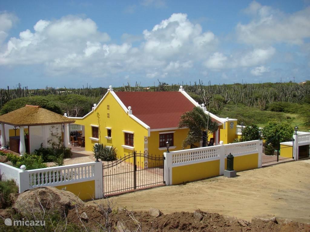 Vakantiehuis Aruba, Noord, Noord vakantiehuis Casa Kudawecha