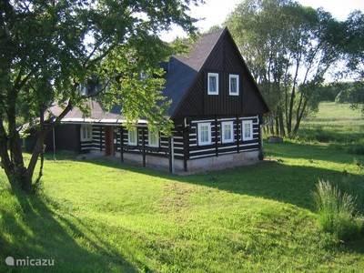 Vakantiehuis Tsjechië, Reuzengebergte, Trutnov Vakantiehuis Huis Majaro