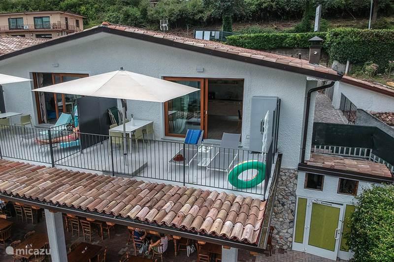 Vakantiehuis Italië, Italiaanse Meren, Idro Vakantiehuis Silvia 4 Idromeer (Tre Capitelli)