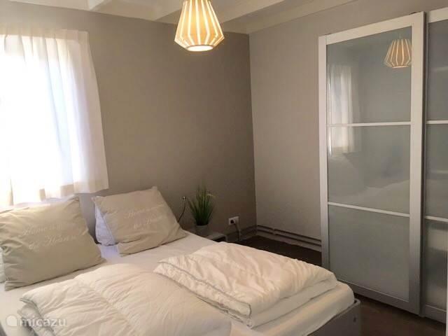 Slaapkamer 1, Ouderslaapkamer met 2 persoonsbed
