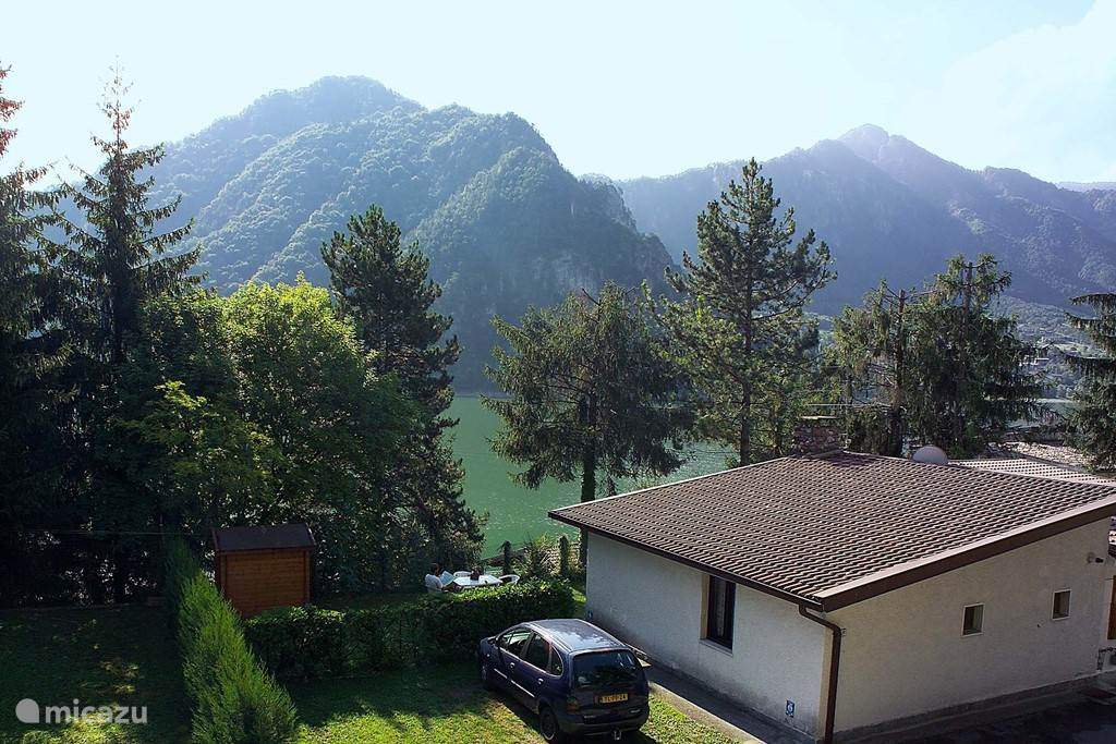 Vacation rental Italy, Italian Lakes, Idro - holiday house Bianca 144 lake Idro - Tre Capitelli