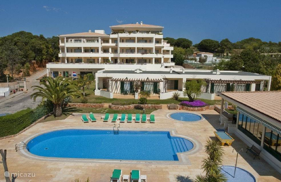 Vacation rental Portugal, Algarve, Albufeira apartment T3 Paraiso da Balaia- 500mt beach
