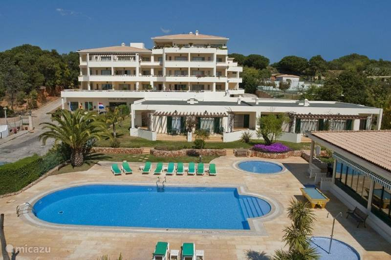 Vakantiehuis Portugal, Algarve, Albufeira Appartement T3 Paraiso da Balaia- 500mt strand