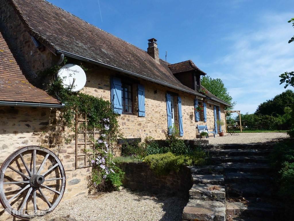 Ferienwohnung Frankreich, Dordogne, Sarrazac Gîte / Hütte La Fermette Les Lavandes